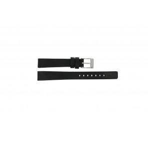 Diesel bracelet de montre DZ-2074 Cuir Noir 14mm
