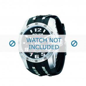 Police bracelet de montre PL-12087J-02 Plastique Noir