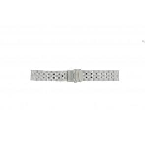Bracelet de montre WoW CC221 Acier Acier 24mm