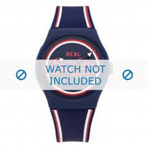 Superdry bracelet de montre SYG198UR Plastique Bleu