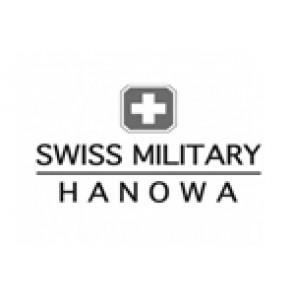 Bracelet de montre Swiss Military Hanowa 06-5096 / 065096 /06.5096 Acier inoxydable Acier