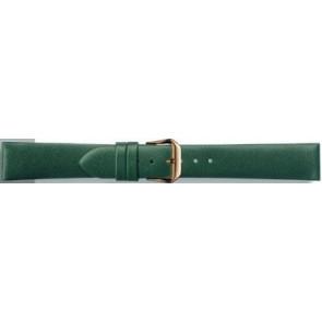 Bracelet de montre en cuir 14mm vert PVK-241