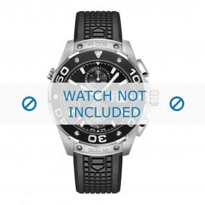 Tag Heuer bracelet de montre CAJ2180.FT6023 Plastique Noir