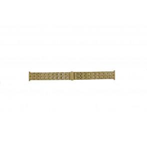 Morellato bracelet de montre U0131154 Métal Or (dorée) 20mm
