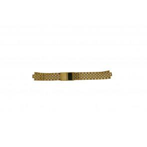 Morellato bracelet de montre U0492125   Métal Or (dorée) 18mm