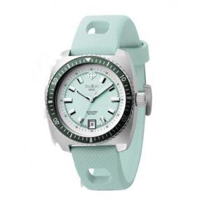 Zodiac bracelet de montre ZO2246 Cuir Bleu clair